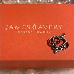 James Avery pendant charm 925 silver